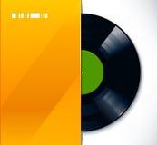 Vinyl disc Stock Images