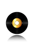 Vinyl disc Royalty Free Stock Photos