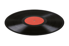 Vinyl disc Stock Images