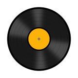Vinyl disc Royalty Free Stock Photography