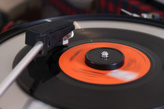 Vinyl disc Stock Photos