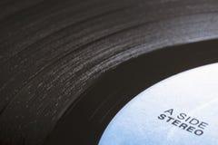 Vinyl disk Stock Photos