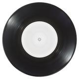 Vinyl einzeln Stockfotografie