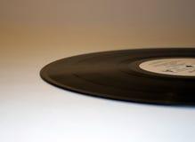Vinyl ellips royalty-vrije stock fotografie