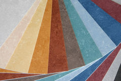 Vinyl Flooring Stock Photo