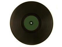 Vinyl geïsoleerde verslag Royalty-vrije Stock Fotografie
