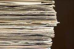 Vinyl het verslagkokers van het L.P. royalty-vrije stock afbeelding