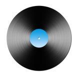 Vinyl-Langspielplatte Lizenzfreie Stockfotos