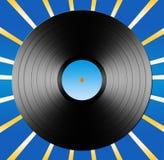 Vinyl LP Stock Photography