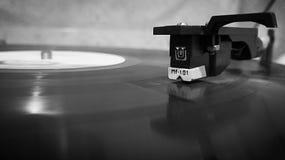 Vinyl. Old vinyl disk royalty free stock photo