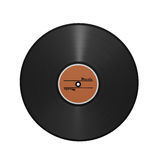 Vinyl Patter Record Royalty Free Stock Image
