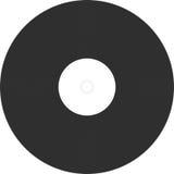 Vinyl plaat Stock Fotografie