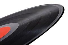 Vinyl plate Royalty Free Stock Image