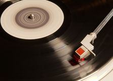 Vinyl player Royalty Free Stock Photography