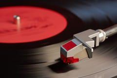 Vinyl player Royalty Free Stock Photo