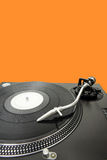 Vinyl player Stock Photography