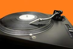Vinyl player Stock Image