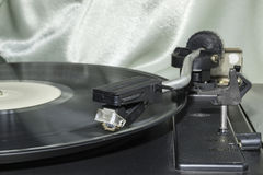 Vinyl Player Royalty Free Stock Images