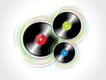 Vinyl Rasta stock illustration