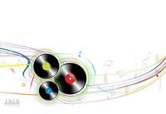 Vinyl Rasta Royalty Free Stock Photo