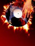 Vinyl record royalty free illustration