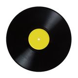 Vinyl record. Royalty Free Stock Photography