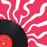 Vinyl record. Stock Images