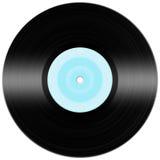 Vinyl Record. Illustration of a vinyl record Royalty Free Stock Photos