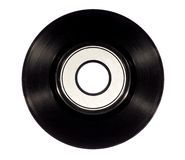 Vinyl Record Stock Photo