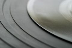 Vinyl Record Abstract Royalty Free Stock Photo