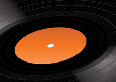 Vinyl Record Background Gramophone Music Turntable Stock Photography