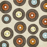 Vinyl record icon Royalty Free Stock Photo