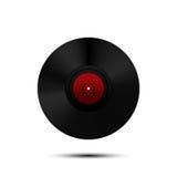 Vinyl record icon Stock Photo