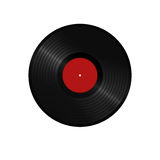 Vinyl record Royalty Free Stock Photo