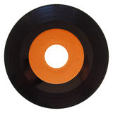 Vinyl record isolated Stock Image