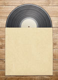 Vinyl record Royalty Free Stock Photos
