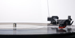 Vinyl Record Player Royalty Free Stock Photos