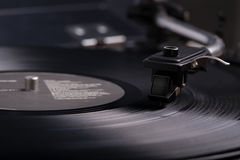 Vinyl record Player Stock Images