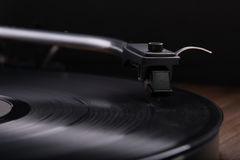 Vinyl record Player Stock Photos