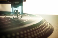 Vinyl Record Retro Vintage Royalty Free Stock Photography