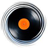 Vinyl record Stock Image
