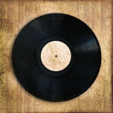 Vinyl record, vintage background Stock Photo