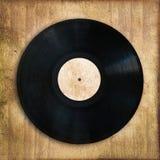 Vinyl record, vintage background Stock Photo