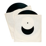 Vinyl records Royalty Free Stock Image