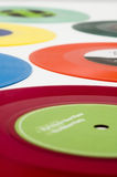 Vinyl records Stock Images