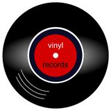 Vinyl Records Stock Photos