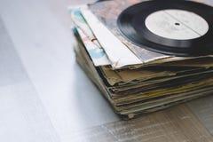 Vinyl records Royalty Free Stock Photos