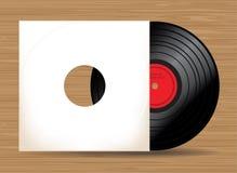 Vinyl records theme Stock Photos
