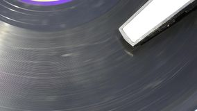 Vinyl stock video