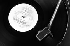 Vinyl schijf Stock Fotografie